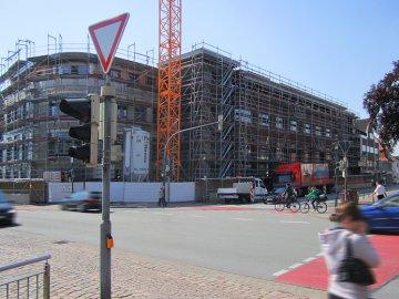 Neubau Wohn- und Geschäftshaus Lohne