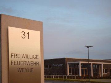 Neubau Feuerwehr in Weyhe-Leeste